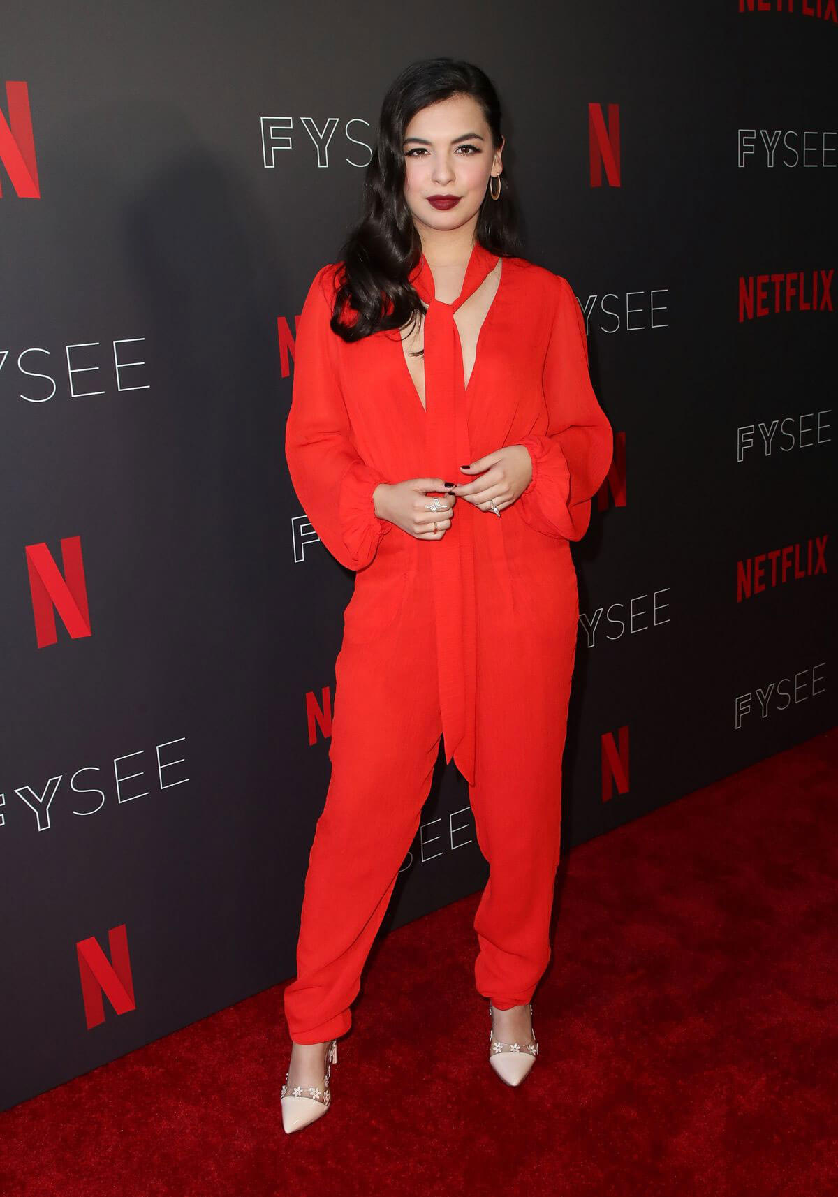 Isabella Gomez at Netflix Fysee One Day at a Time Panel in Los Angeles 2018/06/02 7