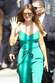 Isla Fisher at Jimmy Kimmel Live in Hollywood 2018/06/06 1