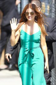 Isla Fisher at Jimmy Kimmel Live in Hollywood 2018/06/06 9