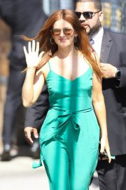 Isla Fisher at Jimmy Kimmel Live in Hollywood 2018/06/06 10