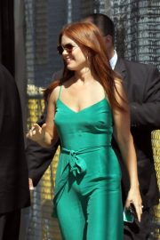 Isla Fisher at Jimmy Kimmel Live in Hollywood 2018/06/06 13