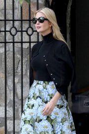 Ivanka Trump Out in Washington, D.C. 2018/06/14 10