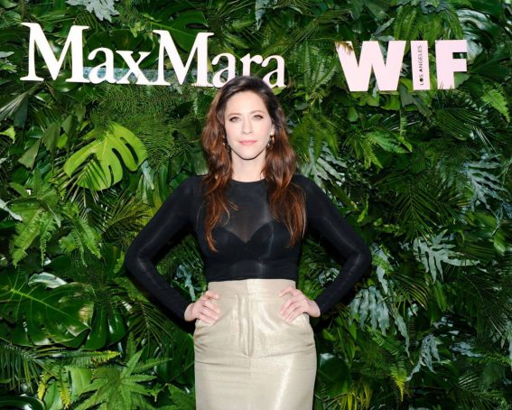 Jackie Tohn at Max Mara WIF Face of the Future in Los Angeles 2018/06/12 1