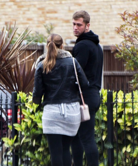 Jacqueline Jossa and Dan Osborne Out in London 2018/06/06 3