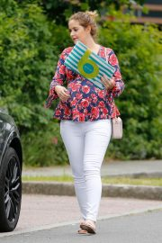 Jacqueline Jossa Out Shopping in Kent 2018/06/04 4