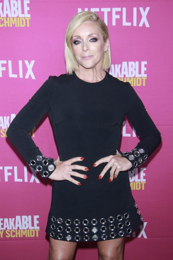 JANE KRAKOWSKI at Unbreakable Kimmy Schmidt FYC Event in New York 2018/06/03 7