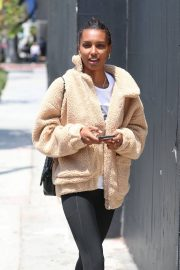 Jasmine Tookes at Urth Caffe in West Hollywood 2018/06/07 1