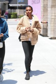 Jasmine Tookes at Urth Caffe in West Hollywood 2018/06/07 3
