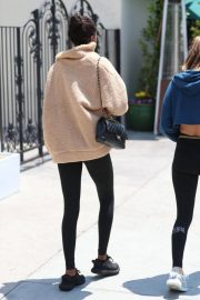 Jasmine Tookes at Urth Caffe in West Hollywood 2018/06/07 6