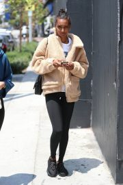 Jasmine Tookes at Urth Caffe in West Hollywood 2018/06/07 7