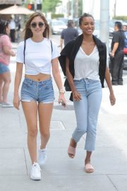 Jasmine Tookes Out in Beverly Hills 2018/06/04 22