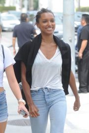 Jasmine Tookes Out in Beverly Hills 2018/06/04 24