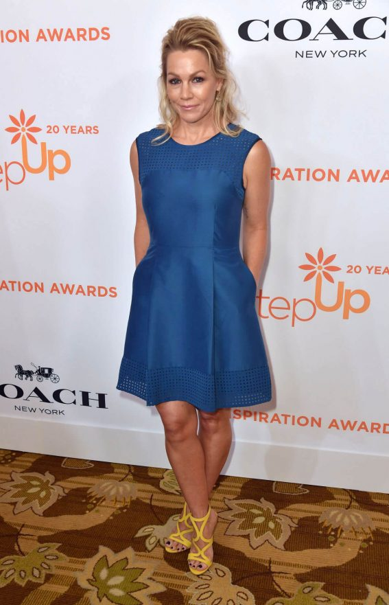 Jennie Garth at Step Up Inspiration Awards 2018 in Los Angeles 2018/06/01 10