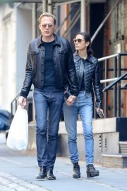 Jennifer Connelly and Paul Bettany Out in New York 2018/06/07 3