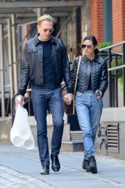 Jennifer Connelly and Paul Bettany Out in New York 2018/06/07 4