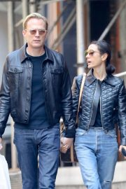 Jennifer Connelly and Paul Bettany Out in New York 2018/06/07 5