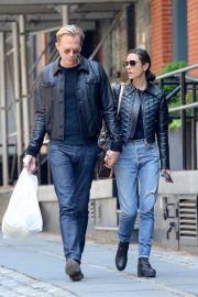 Jennifer Connelly and Paul Bettany Out in New York 2018/06/07 6