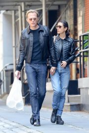 Jennifer Connelly and Paul Bettany Out in New York 2018/06/07 7