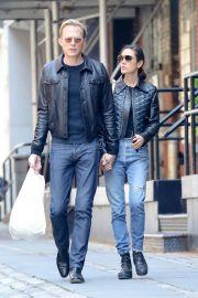 Jennifer Connelly and Paul Bettany Out in New York 2018/06/07 9