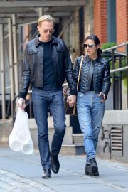 Jennifer Connelly and Paul Bettany Out in New York 2018/06/07 10