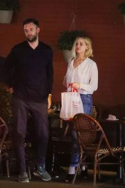 Jennifer Lawrence and Cooke Maroney Out for Dinner in New York 2018/06/21 2