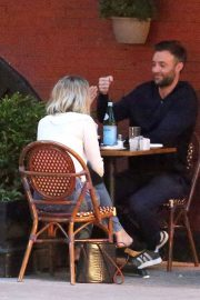 Jennifer Lawrence and Cooke Maroney Out for Dinner in New York 2018/06/21 4
