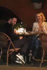 Jennifer Lawrence and Cooke Maroney Out for Dinner in New York 2018/06/21 9