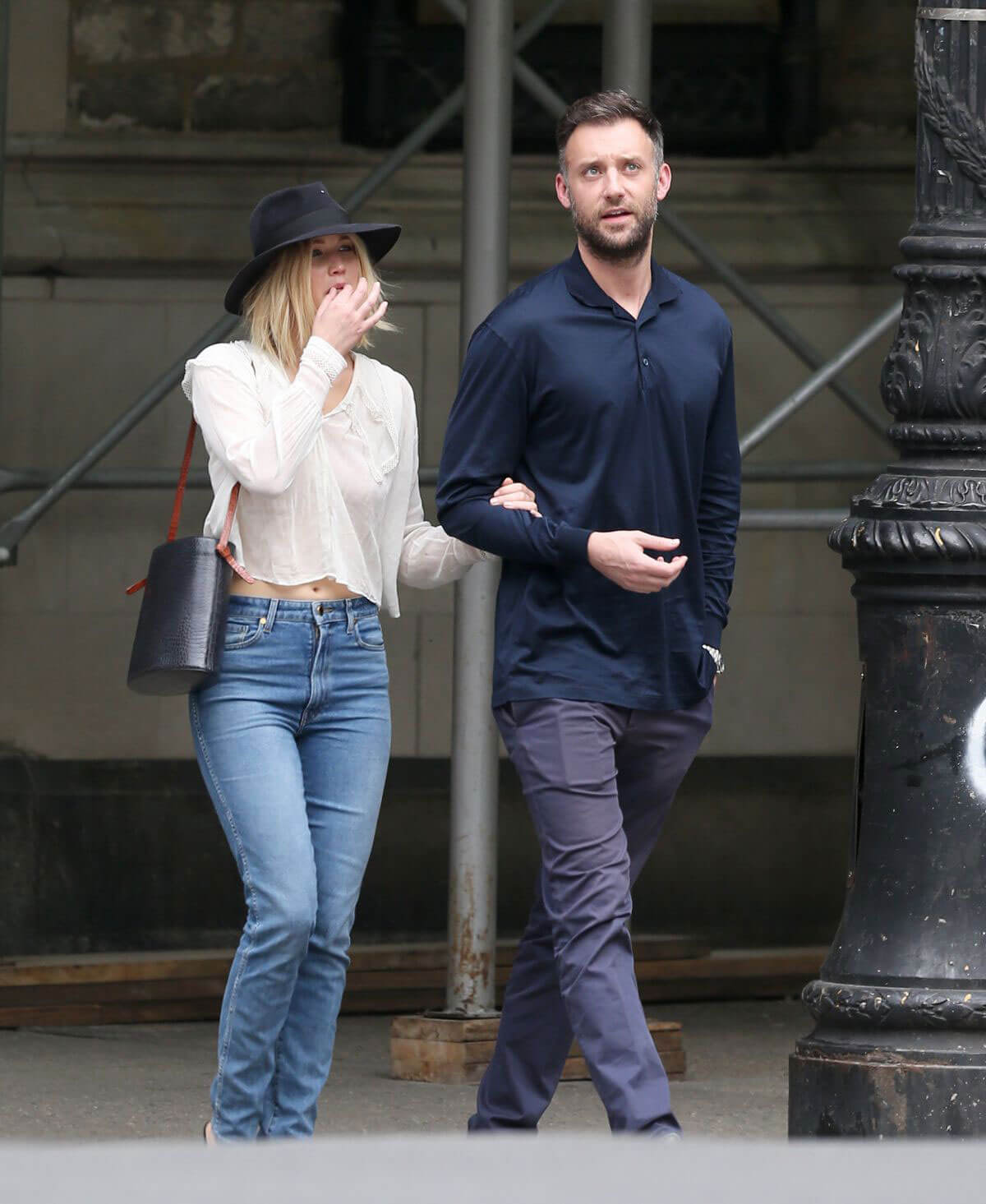 Jennifer Lawrence and Cooke Maroney Out in New York 2018/06/21 1