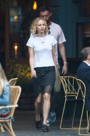 Jennifer Lawrence Stills and Cooke Maroney Out in New York 2018/06/21 10