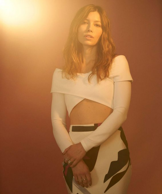 Jessica Biel in Backstage Magazine, June 2018 Issue 2