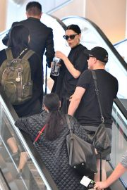Jessie J at LAX Airport in Los Angeles 2018/06/06 3