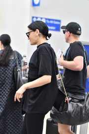 Jessie J at LAX Airport in Los Angeles 2018/06/06 4
