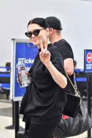 Jessie J at LAX Airport in Los Angeles 2018/06/06 6