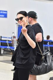Jessie J at LAX Airport in Los Angeles 2018/06/06 7