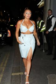 Jesy Nelson Arrives at Her Surprise Birthday Party in London 2018/06/21 5