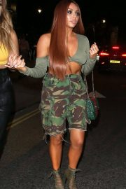Jesy Nelson Leaves Cantina Laredo in Covent Garden 2018/06/03 7