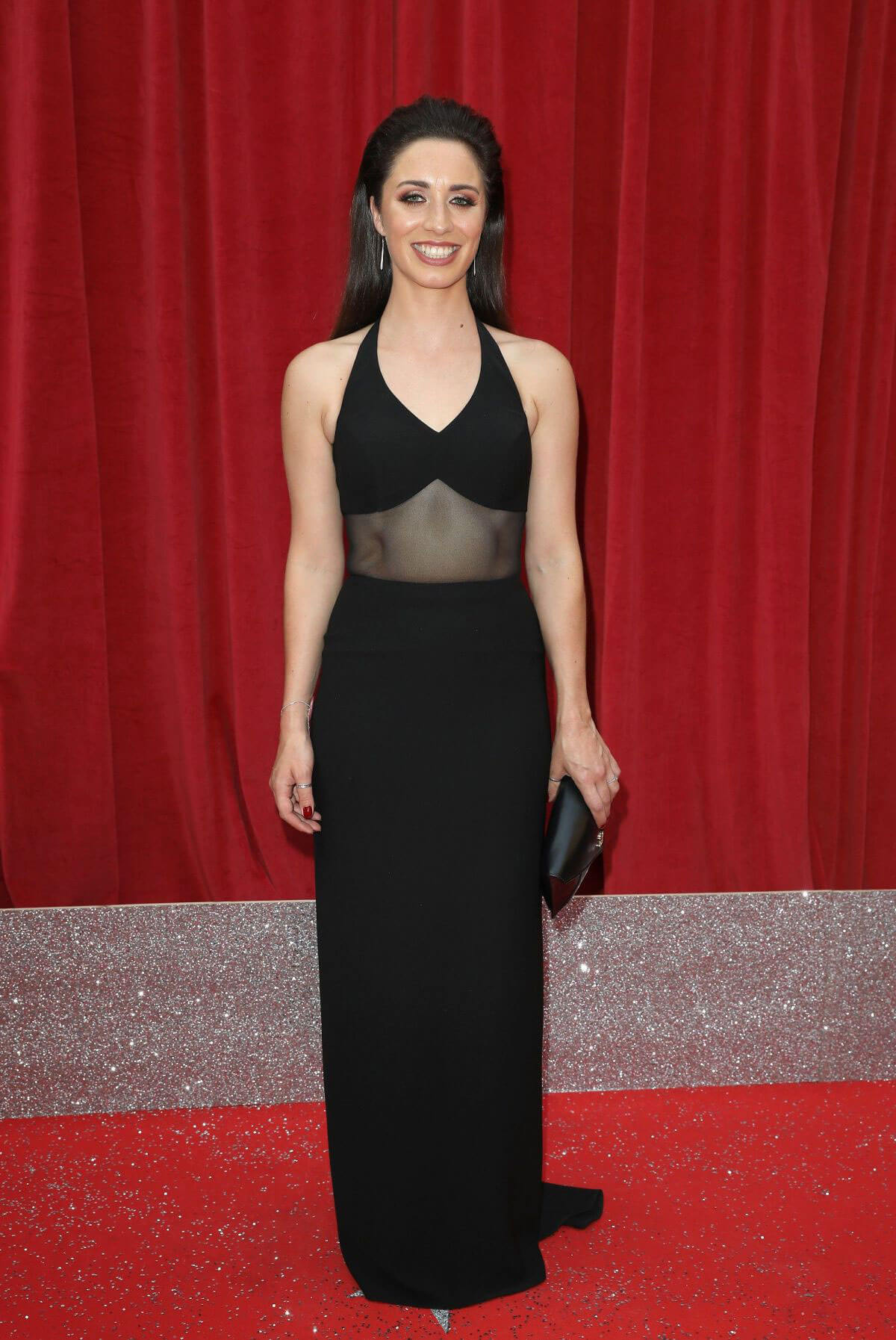 Julia Goulding at British Soap Awards 2018 in London 2018/06/02 1
