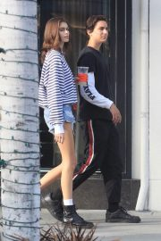 Kaia Gerber and Travis Jackson Out in Los Angeles 2018/06/21 6