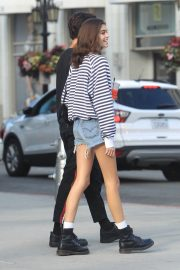 Kaia Gerber and Travis Jackson Out in Los Angeles 2018/06/21 9