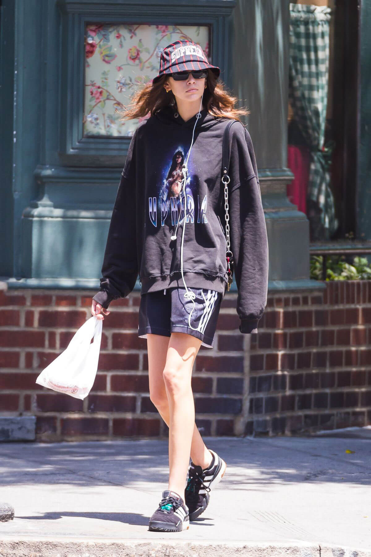 Kaia Gerber out in new york 2018/06/12 1