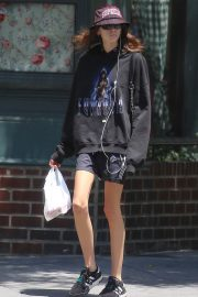 Kaia Gerber out in new york 2018/06/12 8