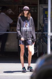 Kaia Gerber out in new york 2018/06/12 9
