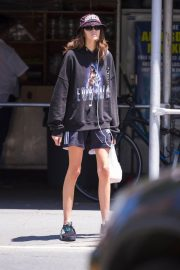 Kaia Gerber out in new york 2018/06/12 10