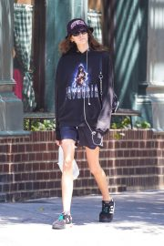 Kaia Gerber out in new york 2018/06/12 11