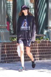 Kaia Gerber out in new york 2018/06/12 12
