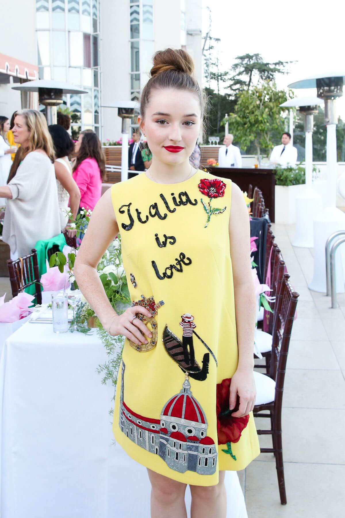 Kaitlyn Dever at A Summer Gathering Hosted by True Botanicals in Los Angeles 2018/06/12 1