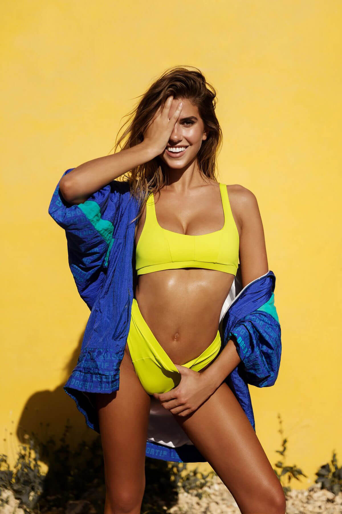 Kara Del Toro for Beach Bunny Summer 2018 Lookbook Photos 19