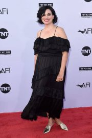 Karen Duffy at American Film Institute's 46th Life Achievement Award Gala Tribute to George Clooney in Hollywood 2018/06/07 4