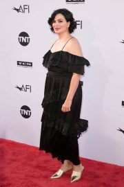 Karen Duffy at American Film Institute's 46th Life Achievement Award Gala Tribute to George Clooney in Hollywood 2018/06/07 5