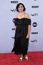 Karen Duffy at American Film Institute's 46th Life Achievement Award Gala Tribute to George Clooney in Hollywood 2018/06/07 7